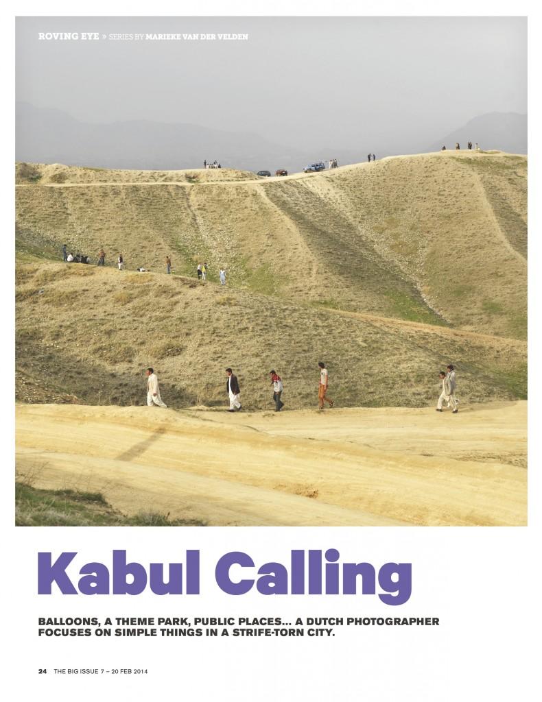 Kabul Calling
