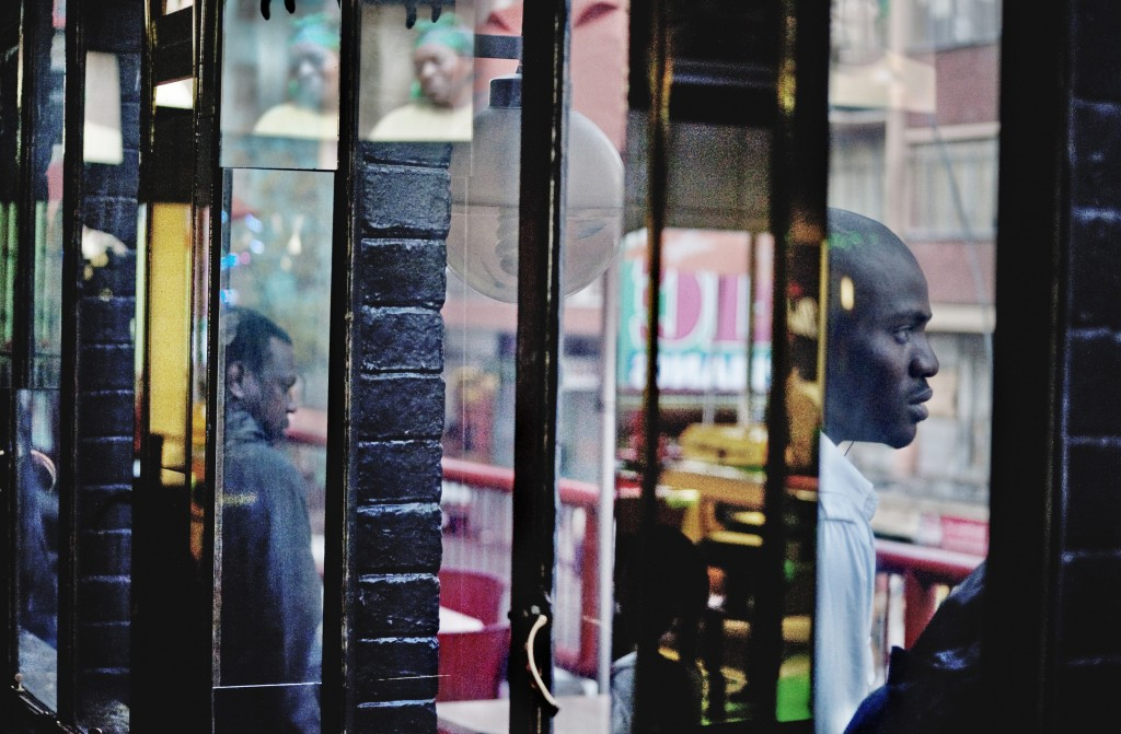 Johannesburg. From the series A city refracted.