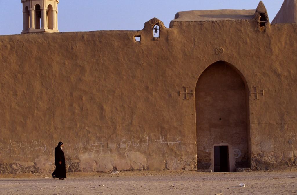 Monastère de Deir Baramos - Wadi El Natroun - Egypte